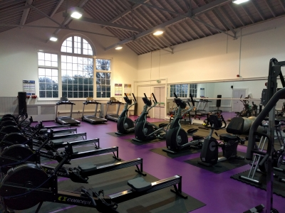 New Fitness Suite